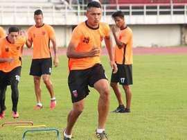 El jugador Alberto Rodríguez ya forma parte de las filas del conjunto venezolano. Portuguesa_FC