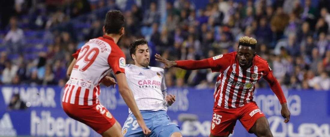 Alberto Soro jouera en prêt à Saragosse. LaLiga