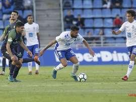Tenerife y Albacete empataron a uno en el Heliodoro. LaLiga