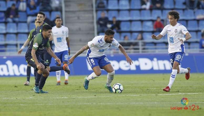 Alberto podría forzar ante el Cádiz. LaLiga
