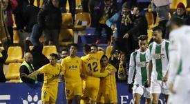 Juan Muñoz y Víctor Casadesús remontaron el 0-1. LaLiga