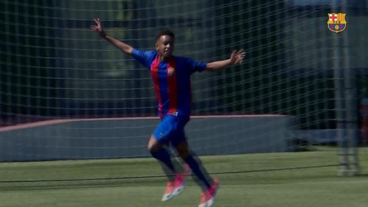 VÍDEO: el trayecto de Balde hasta el primer equipo del Barça. DUGOUT