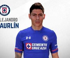 El jugador llega a Cruz Azul procedente de Getafe