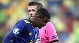 La UEFA tomará una decisión el día 12 de diciembre. EFE