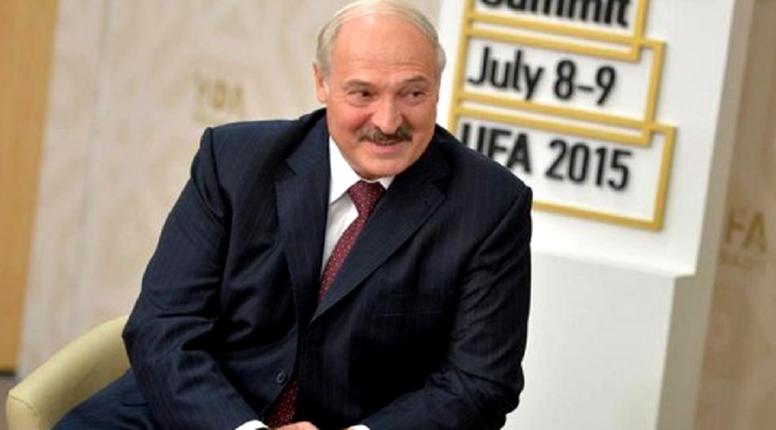 Alexandr Lukashenko no teme al virus. EFE