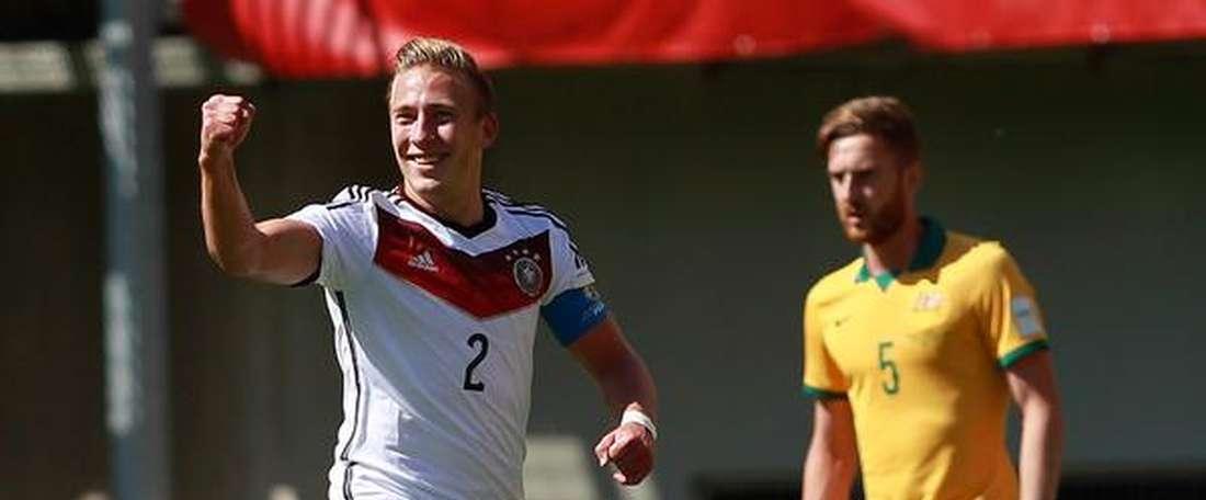 Alemania goleó 1-4 a Australia en arranque del Mundial Sub 17. Twitter