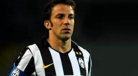 Del Piero deixou elogios a Cristiano Ronaldo. Twitter