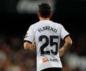 Alessandro Florenzi cerca una nuova squadra. ValenciaCF
