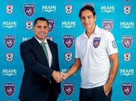 El Miami FC, entrenado por Nesta, sigue sin conseguir su primera victoria. MiamiFC