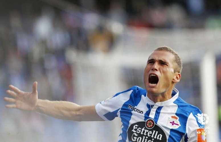 Bergantiños habló en la previa del duelo ante el Real Oviedo. LaLiga
