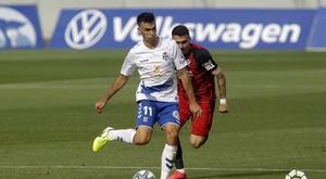El Tenerife venció 3-1. LaLiga