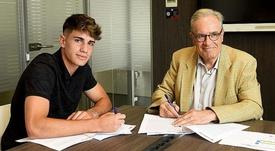 Collado sonó para Sampdoria y Real Sociedad. Instagram/alexcollado_