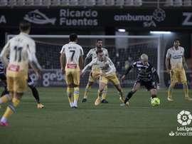 El Espanyol venció en el Cartagonova. LaLiga
