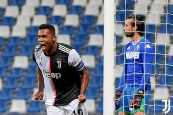 Troca à vista entre Chelsea e Juventus. AFP