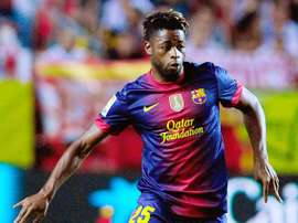 Alex Song is set to complete a permanent move to Rubin Kazan from Barcelona. Twitter
