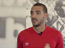 Vallejo llegó al Córdoba procedente del Mallorca. YouTube