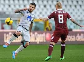 Alexander Farnerud ha jugado las tres últimas temporadas de su carrera en el Torino. EFE/EPA