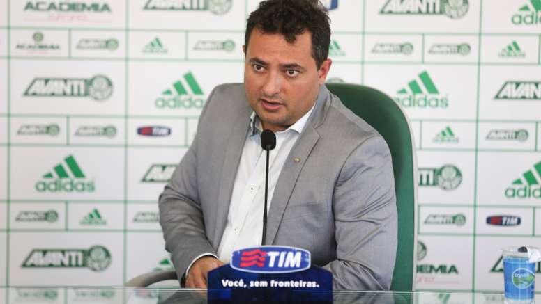 Ex-dirigente do Palmeiras, Alexandre Mattos assume o Futebol do Atlético Mineiro. EFE/Arquivo