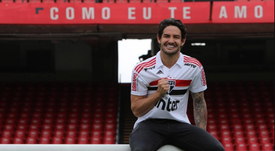 Alexandre Pato teve má passagem no Corinthians em 2013. SãoPaulo
