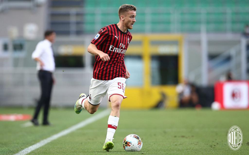 Milan buy Saelemaekers until 2024 - BeSoccer