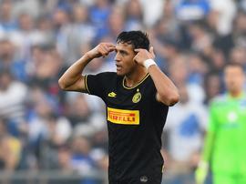 Alexis pourrait être absent trois mois. Inter