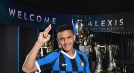 Los debuts de Alexis Sánchez en sus anteriores equipos europeos. Twitter/Inter