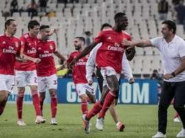 Alfa Semedo jouera avec le Portugal. EFE