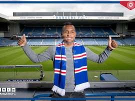 Nuevo fichaje en Glasgow. RangersFC