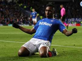 Leicester and West Ham knocking on Morelos' door. RANGERSFC