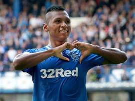 Free-scoring Rangers close gap on Celtic. AFP