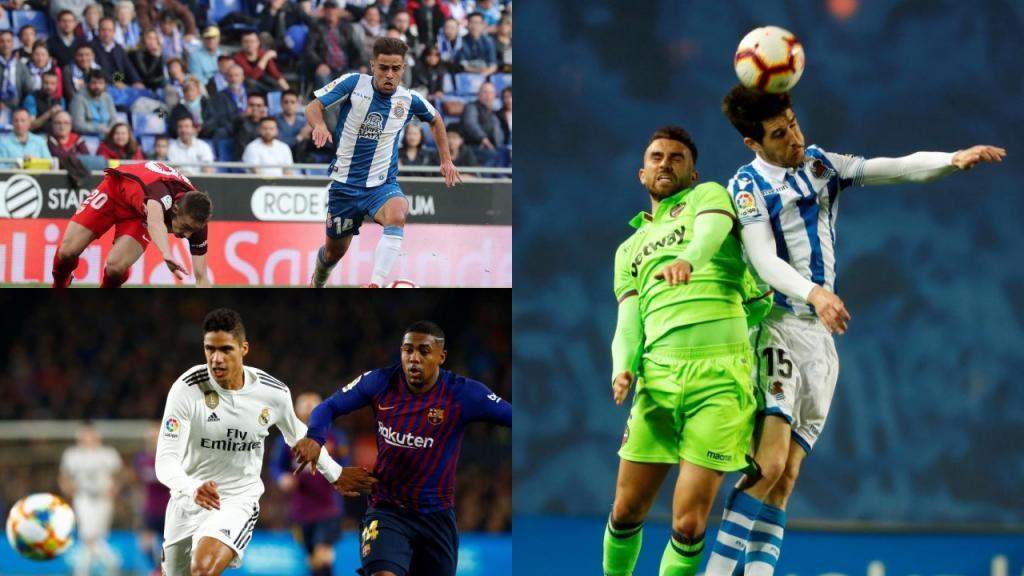 La Liga 20 Teams 20 Nicknames Besoccer