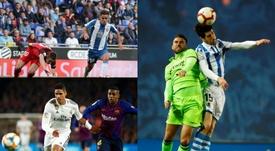 Algunos equipos de Primera División guardan secretos que pocos hasta la fecha sabían. BeSoccer/EFE