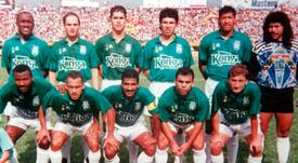 La Libertadores de 1989 fue para Atlético Nacional.