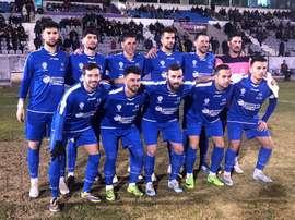 El Real Jaén venció 2-0. Twitter/UD_Maracena