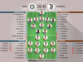 Sigue el directo del Inter-Juve. BeSoccer