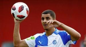 Un jeune suisse de 21 ans dans le viseur du Barça et Chelsea. Grashopper