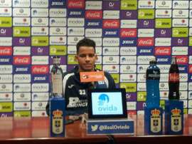 Allyson ha estado dos temporadas en el Oviedo B y ha llegado a debutar con el primer equipo. Oviedo