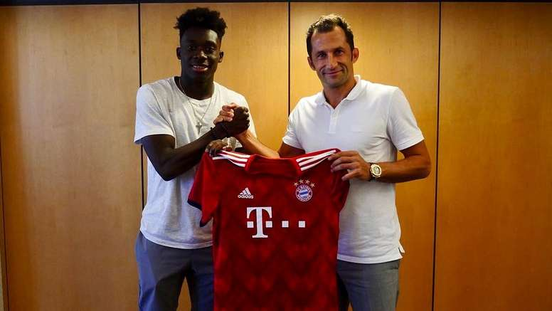 Image result for alphonso davies bayern munich