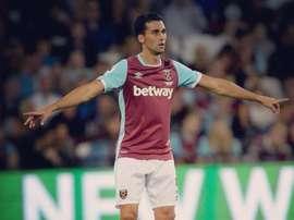 Arbeloa, comme ses coéquipiers Calleri et Töre ne continue pas avec West Ham.  ÁlvaroArbeloa