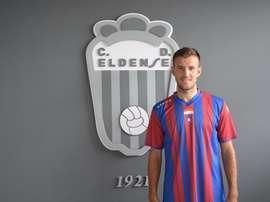 Clausí llega al Eldense. CD_Eldense