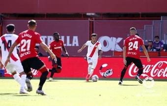 El Rayo se enfrentará al Sabadell. LaLiga
