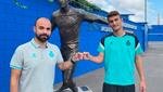 El Atlético traspasa a Álvaro García al Espanyol