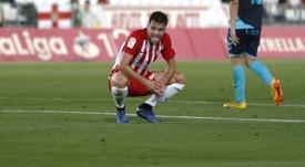 Alvaro Giménez interesa al Rayo Vallecano. UDAlmería