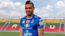 Álvaro Montero, dos meses suspendido por dopaje. DeportesTolima