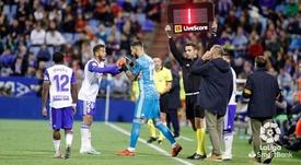 Ratón espera hacer bueno el punto de Almería ante el Albacete. LaLiga