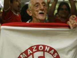 Teixeira falleció a los 91 años de edad. Blog/FutebolAmazonense