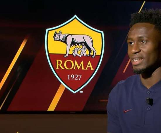 Diawara has attracted interest from Premier League clubs. Twitter/OfficialASRoma