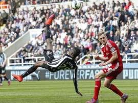 Ameobi admira a Rafael Benítez por su sinceridad al hablar con los jugadores. Bolton