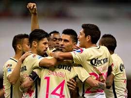 América venció 3-2 a Chiapas y ya espera rival en las semifinales de la Copa México. ClubAmérica