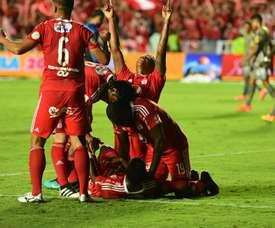 América de Cali venció a Tigres 3-1 en la final de la Primera B en Colombia. AméricadeCali